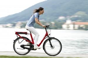 Riese & Müller schnell unterwegs auf dem e-Bike