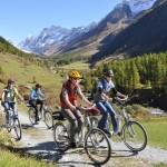 E-Bikes erschließen im Tourismus völlig neue Möglichkeiten (Bild: www.pd-f.de / Flyer)
