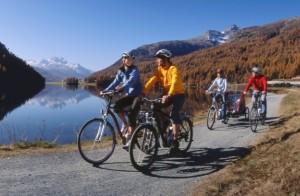 Mit e-Bikes machen Radreisen noch mehr Spaß