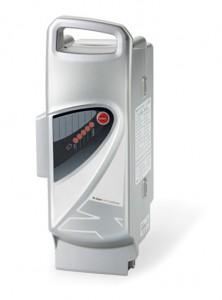 Kalkhoff-Akku mit LED-Anzeige