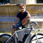 Long Distance e-Biker Maximilian Semsch