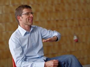 Heiko Mueller, Geschäftsführer riese und müller