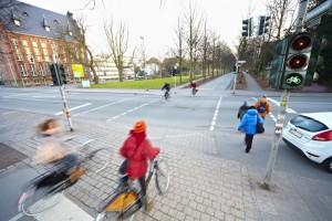 DVR empfiehlt den Ausbau von Radwegen