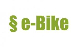 Gesetze e-Bikes und Pedelecs