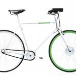 Klassisch und zeitlos - das Hadi Teherani e-Bike - (C) Godry