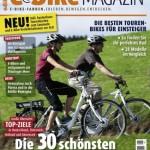 Titel e-BikeMAGAZIN