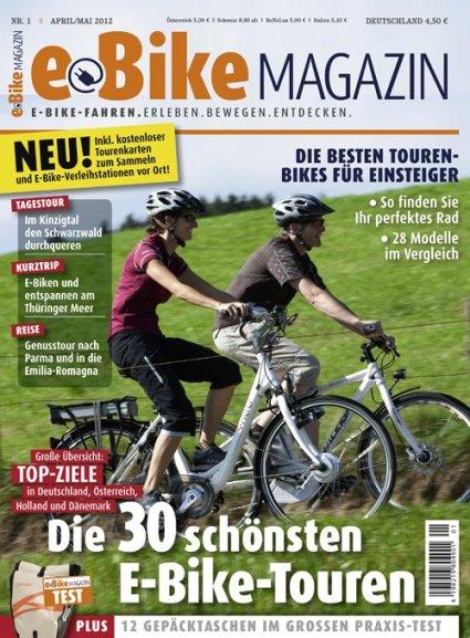 2012 neue e bike und test magazine im markt. Black Bedroom Furniture Sets. Home Design Ideas