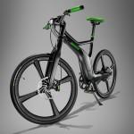Smart Brabus e-Bike - vor. Ende 2012 erhältlich