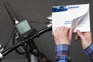 Bedienungsanleitung E-Bike