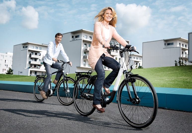 Kalkhoff TV E-Bike-Kampagne 2012