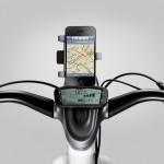 smart ebike Smartphone-Halterung