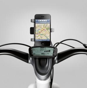 smart ebike smartphonehalterung