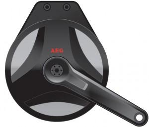 Neuer E-Bike-Mittelmotor von AEG
