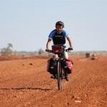 What a trip - Maximilian Semsch in der Wüste Australiens