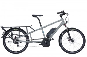 blueLabel E-Bike Transporter