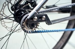 Ausfallende coren Carbon Bike von UBC