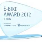 Gewinner des E-Bike Awards stehen fest