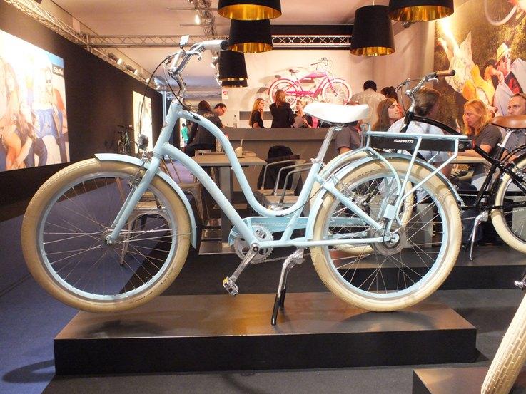 Electra Stellt E Bike Townie Mit Sram E Matic Vor