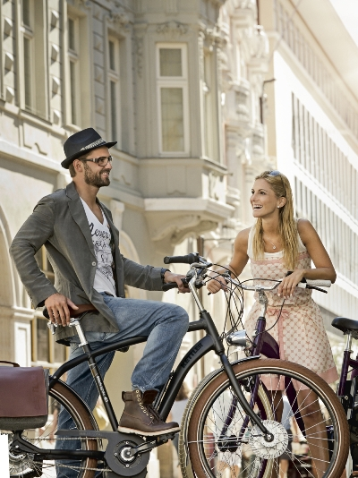Neue Kettler City-E-Bikes für stilbewusste Fahrer
