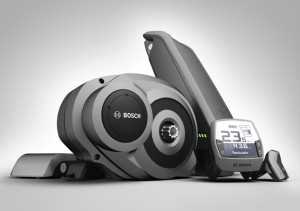 Bosch E-Bike-System Active Line 2014