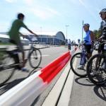 E-Bike-Parcours auf der Eurobike
