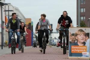 Alternativlos! Warum die Bundesregierung auf das Fahrrad setzen muss.