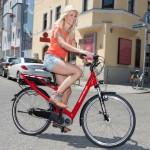 Neu: E-Bike Riese & Müller Avenue II