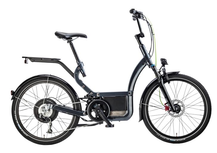E-Bike Klever Mobility B25