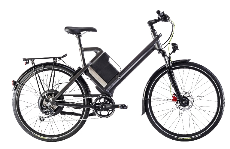 E-Bike Klever Mobility S25 (red dot design-award Gewinner 2013)