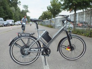 E-Bike Klever Mobility S45