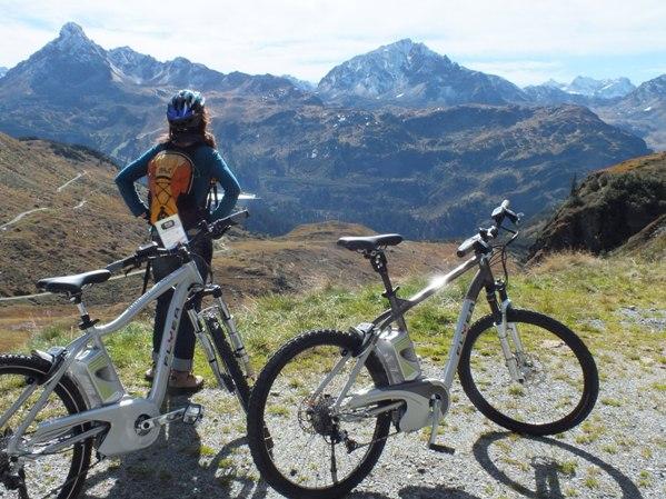 E-Bike Hochgebirge Movelo