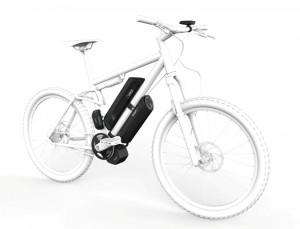 Sunstar zeigt abnehmbaren E-Bike-Mittelmotor