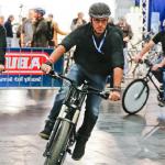 Bikes und e-motion auf der INTERMOT
