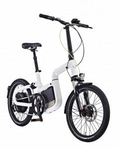 Kompakt-E-Bike KLEVER Q25