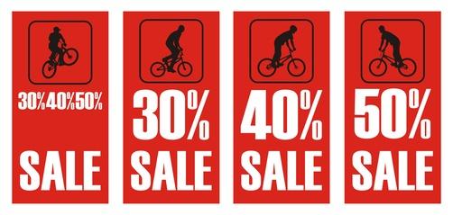 SALE - bei Fahrrädern und E-Bikes