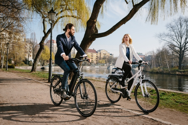 Neue Kalkhoff E-Bike-Modelle 2015