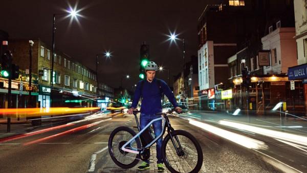 E-Bikes werden immer leistungsfähiger und schicker. Im Bild: Klever X-Serie 2017 (www.klever-mobility.com)