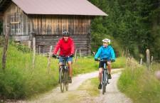 Sportliche E-Mountainbike-Touren machen richtig Spaß!