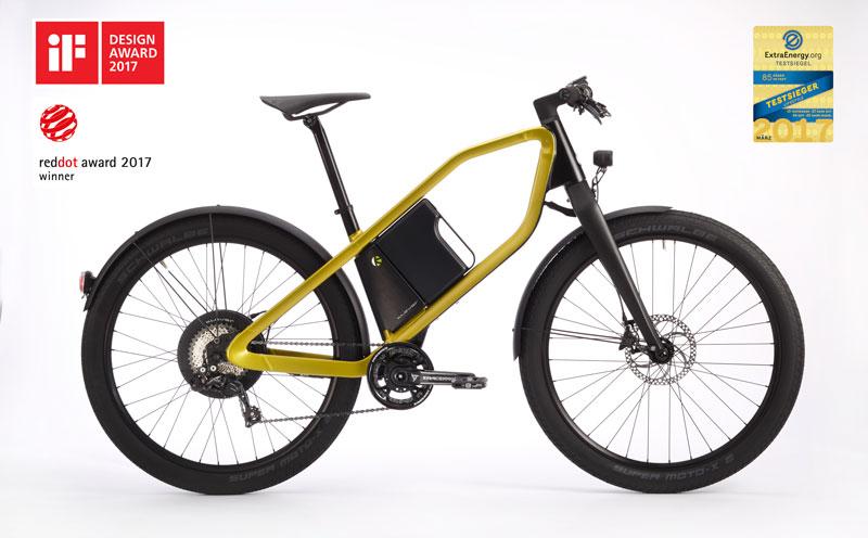 Klever E-Bike X-Serie 2017