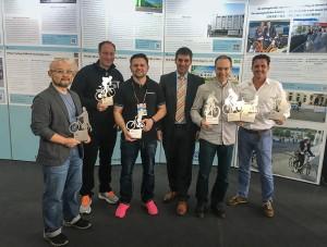 E-Bike Testsieger ExtraEnergy Pedelec Award 2017
