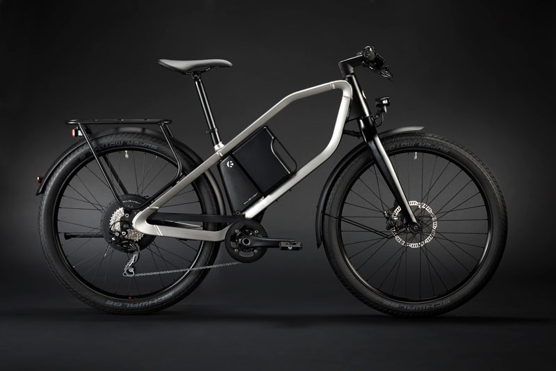 Klever E-Bike X Commuter