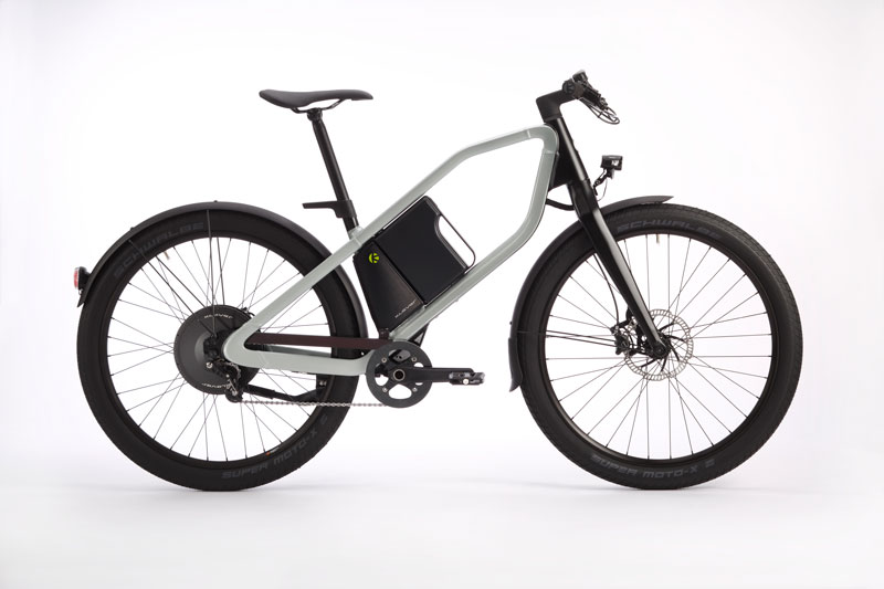 Klever E-Bike X Raw