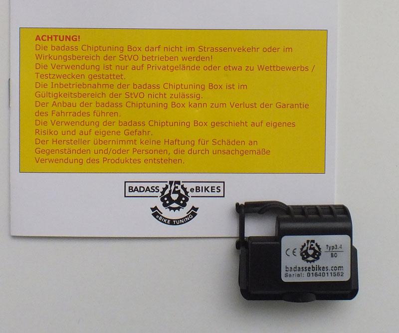 c48763bd2f51cf E-Bikes tunen - Übersicht Recht und Gefahren