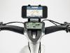 BionX Steuerungskonsole kombiniert mit Smartphone
