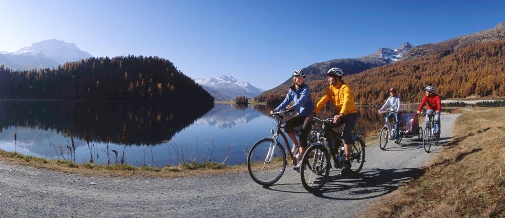 Radreisen machen mit E-Bikes noch mehr Spaß