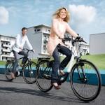 Als einer der größten Hersteller in Deutschland fertigt Derby Cycle zum Beispiel die bekannten Marken Kalkhoff und Raleigh