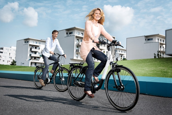 E-Bike Kalkhoff Paar