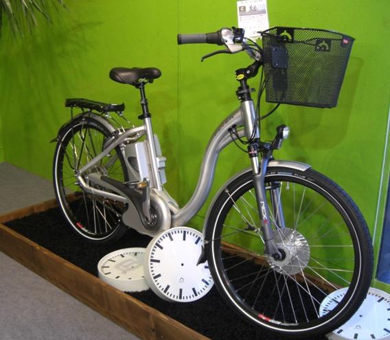 Flyer e-Bike Eurobike R.Kolberg