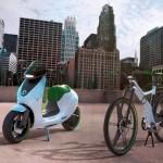 Smart escooter kommt 2014