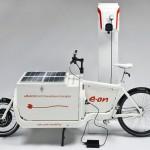 iBullit: Lasten-E-Bike mit Solarkraft